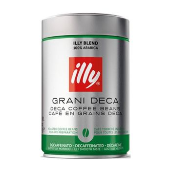 illy Beans 250 g (Decaffeinated )