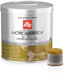 ILLY Colombia 21 Capsules