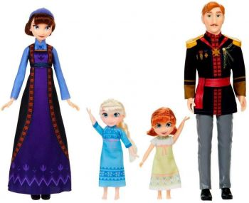 FRZ 2 FD ARENDELLE ROYAL FAMILY