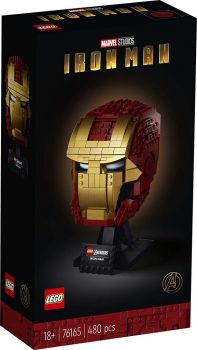 MARVEL AVENGERS IRON MAN HELMET 76165