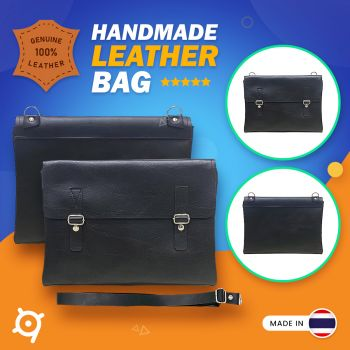 Leather professional bag