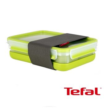 TEFAL MASTERSEAL TO GO LUNCHBOX RECT.1.2L - K3100212