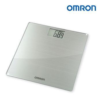 OMRON SCALE HN289 SILKY GREY - HN-289-ESL