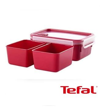 TEFAL MASTERSEAL MICRO RECT1.2L INSERTS - K3102412