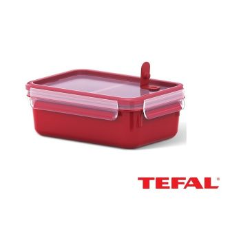 TEFAL MASTERSEAL MICRO  RECT 1.0L INSERTS - K3102312