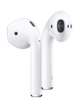 AirPods With Charging Case White
